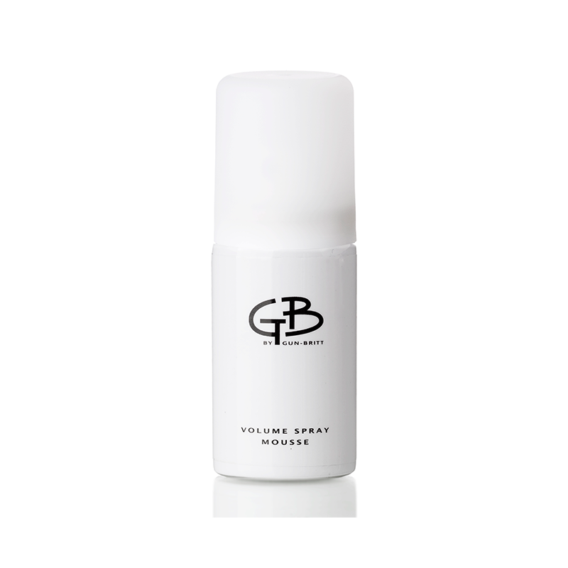 Gun-Britt Volume Spray Mousse Travel size 40 ml.