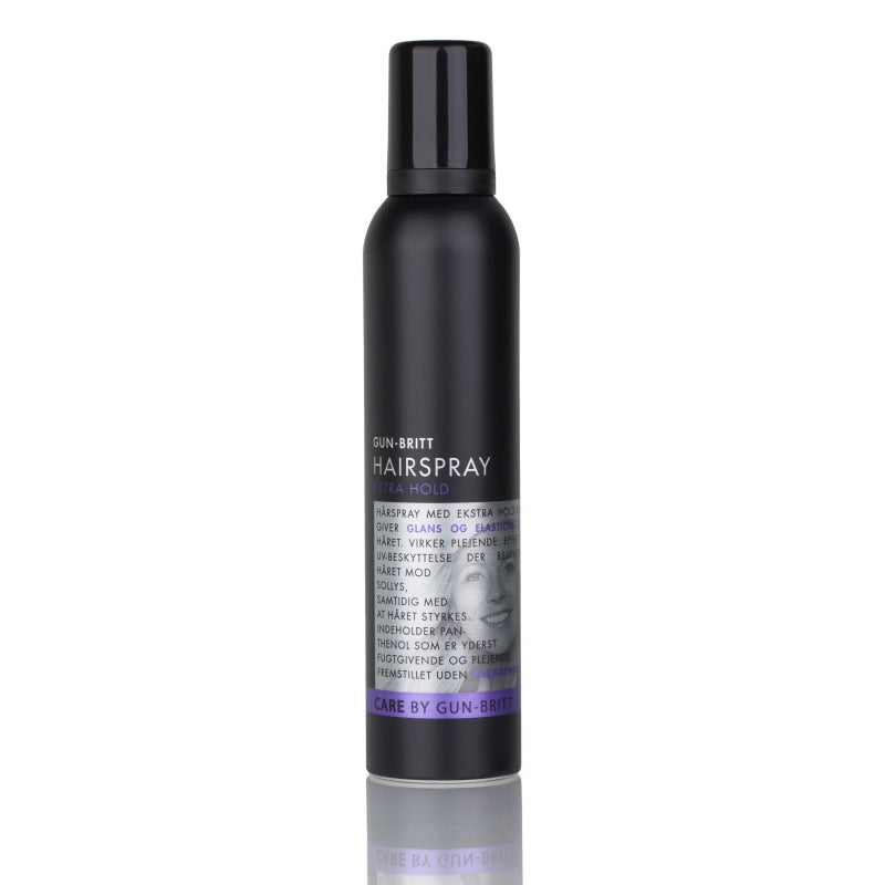 Care by Gun-Britt Hairspray 250 ml.