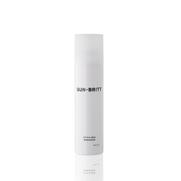 Gun-Britt Styling Mousse 220 ml.