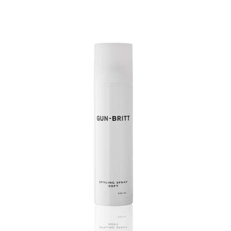 Gun-Britt Styling Spray Soft 220ml
