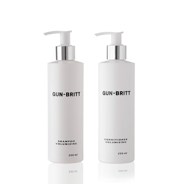 Gun-Britt Volumizing Valentin Shampoo og Conditioner Pack