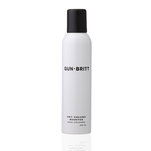 Gun-Britt Dry Volume Booster Dark & Coloured 220 ml.
