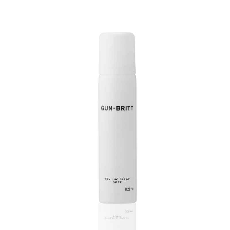 Gun-Britt Styling Spray Soft Travel Size 75 ml.