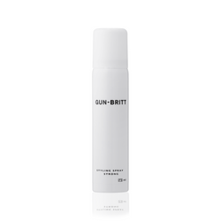Gun-Britt Styling Spray Strong Travel Size 75 ml.