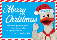 Load image into Gallery viewer, Drake's® Cakes Nice Christmas Box