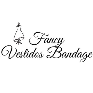 Fancy Vestidos Bandage