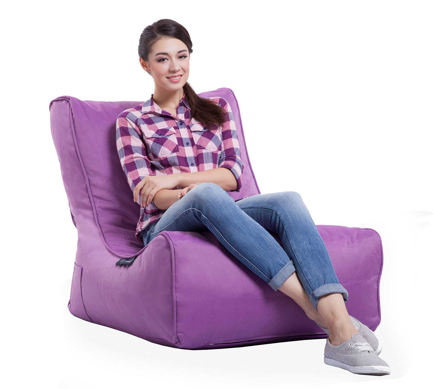 Evolution Sofa Acai Merlot