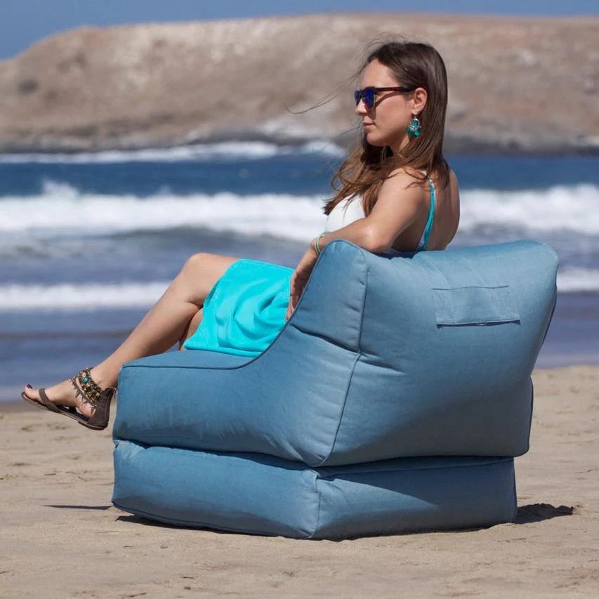 BG Conversion Lounger Blue Sky Eclipse