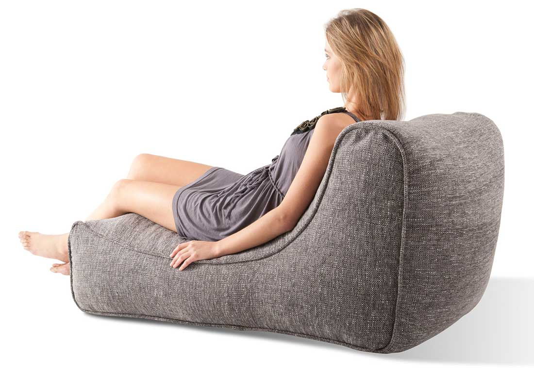 Studio Lounger Luscious Grey2
