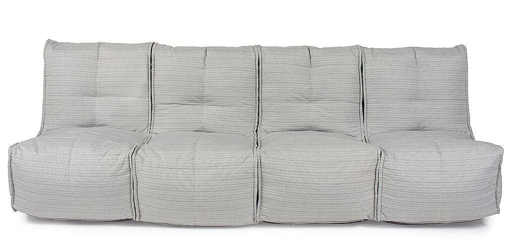 Mod 4 Quad Couch Mod 4 Quad Couch Modulsofa Silverline