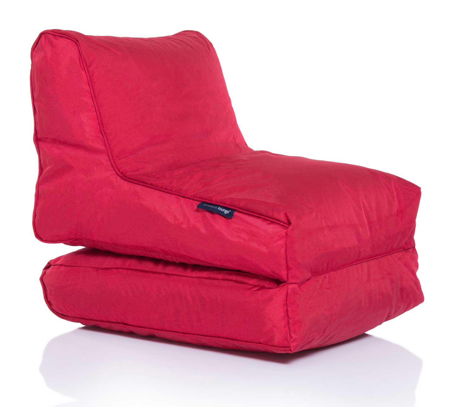 Conversion Lounger Toro Red
