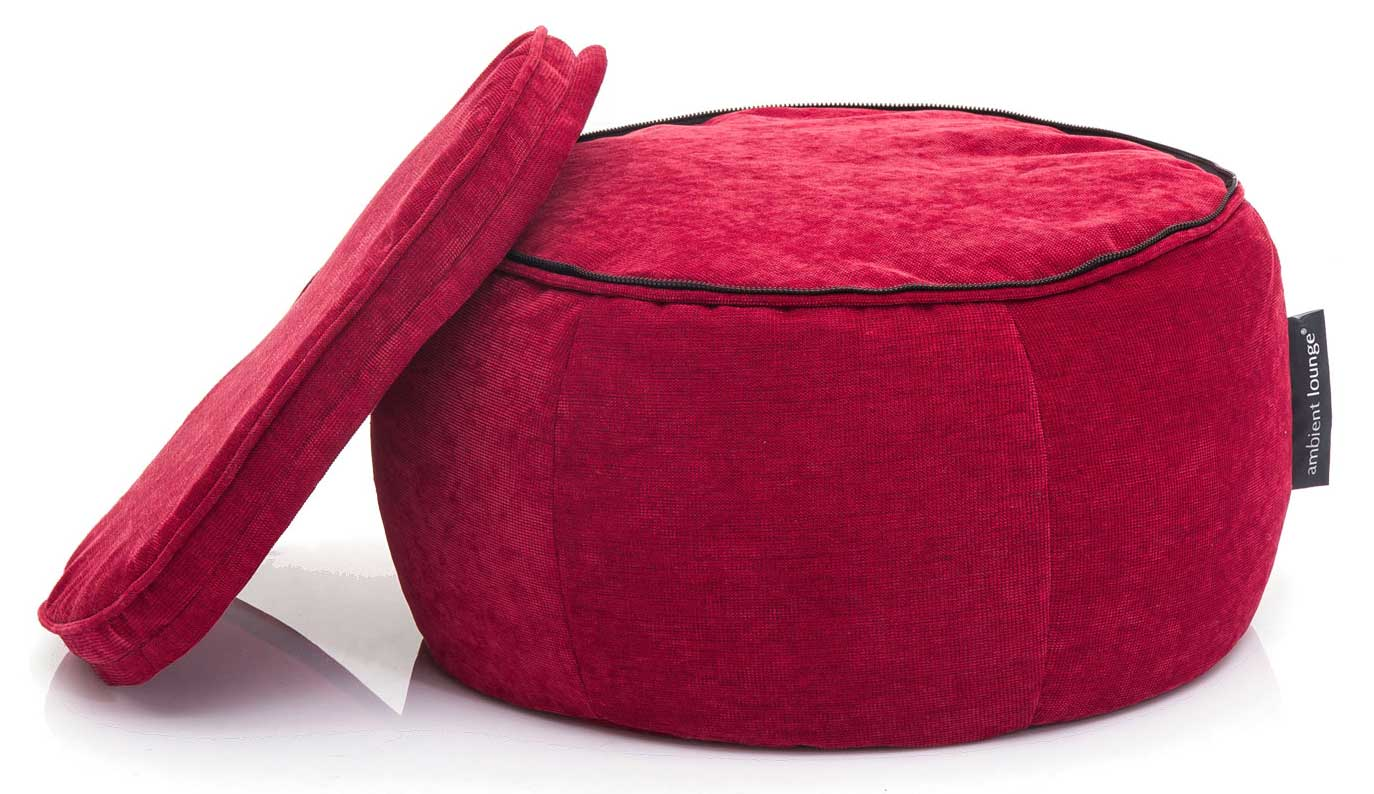 Wing Ottoman Wildberry Deluxe1