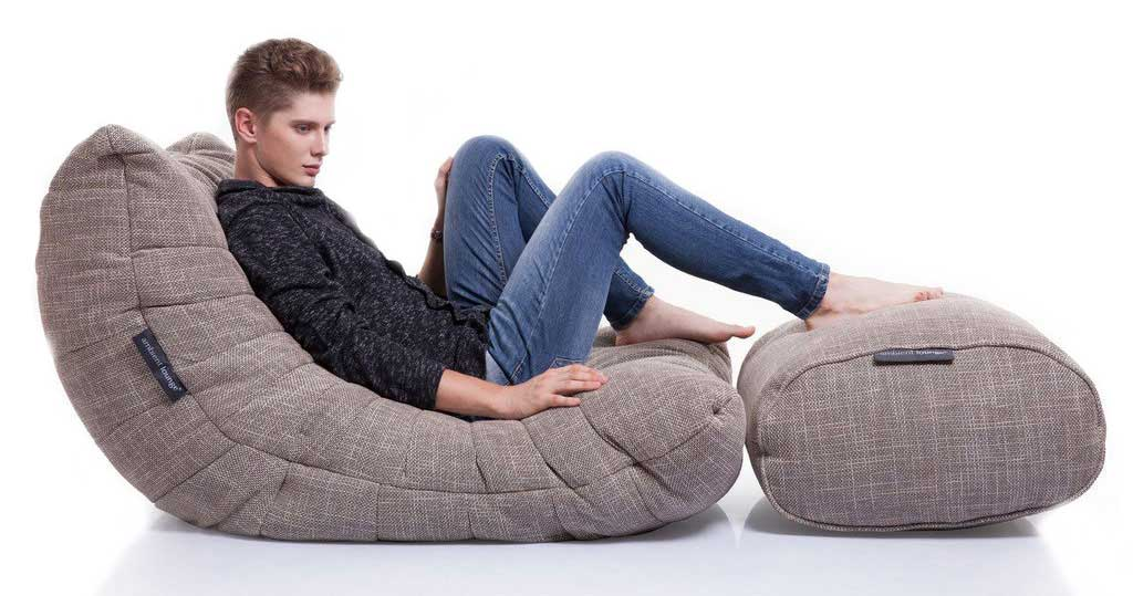 Acoustic Sofa Eco Weave