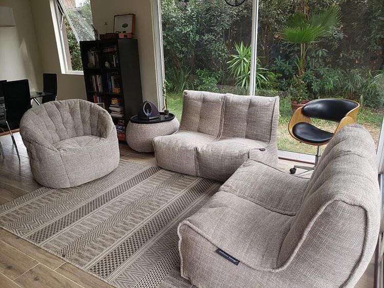 Twin Couch Modulsofa Eco Weave6