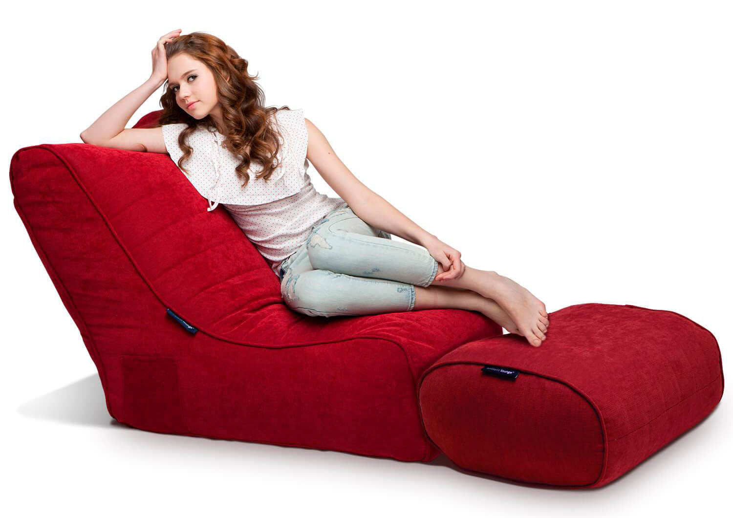 Evolution Sofa Wildberry Deluxe
