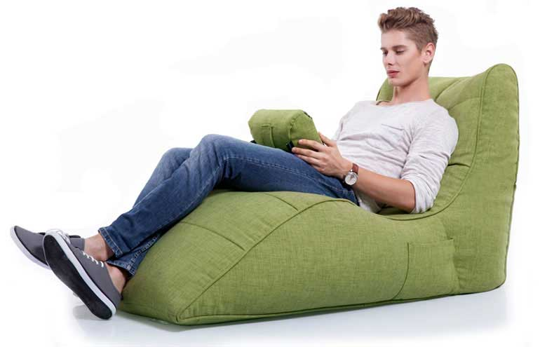 Tech Pillow Rest Pad Lime Citrus2