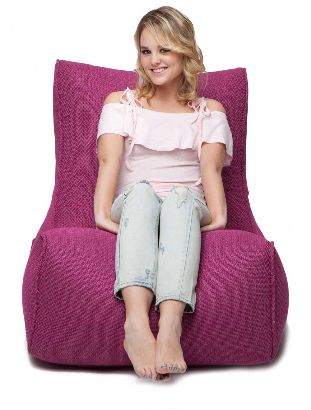 Evolution Sofa Sakura Pink1