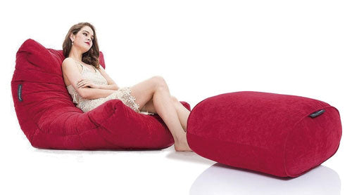 Akustisk lounge set wildberry deluxe