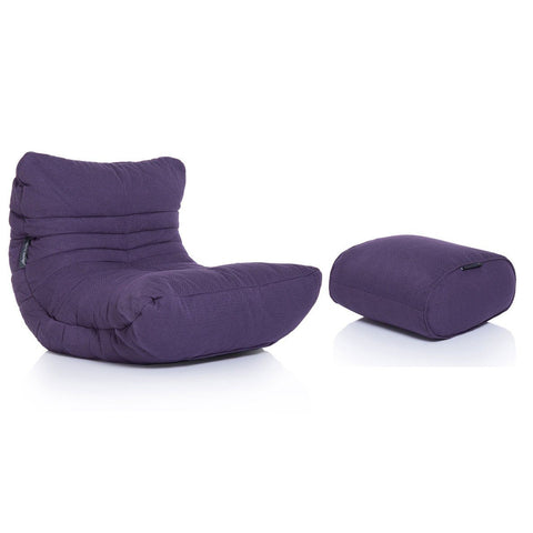 Acoustic Lounge Sett Aubergine Dream7