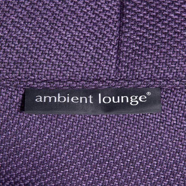 Avatar Lounger Aubergine Dream Sakkosekk Avatar Indoor