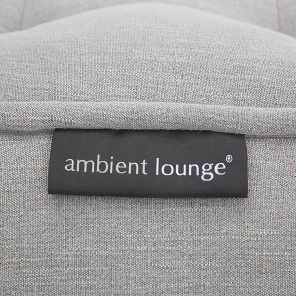 Avatar Lounger Keystone Grey material