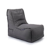 Evolution Sofa Black Rock (Sunbrella) Sakkosekk Evolution Sofa Outdoor