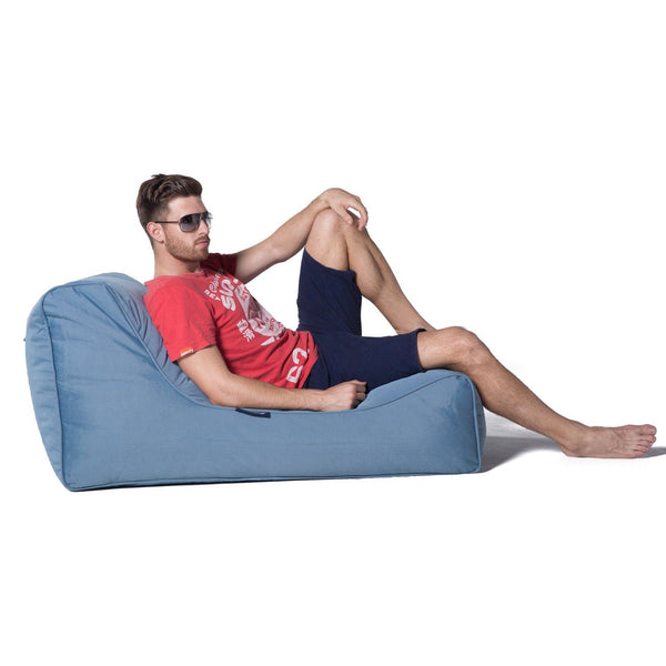 Studio Lounger Blue Sky Eclipse Sakkosekk Studio Lounger Indoor