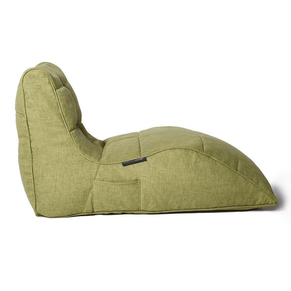 Avatar Lounger Lime Citrus Sakkosekk Avatar Indoor
