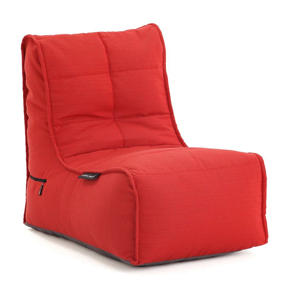 Evolution Sofa Crimson Vibe (Sunbrella) Sakkosekk Evolution Sofa Outdoor