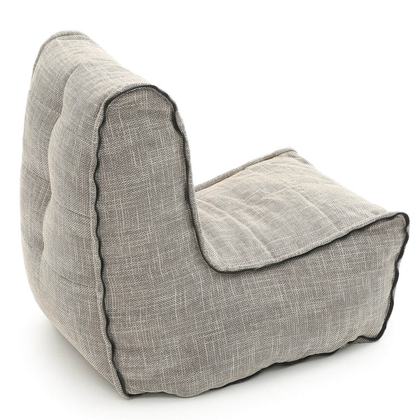 Link Single Modulsofa Eco Weave Modular Link Single