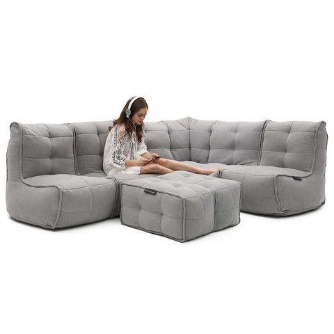 Mod 5 Living Lounge Modulsofa Keystone Grey 3
