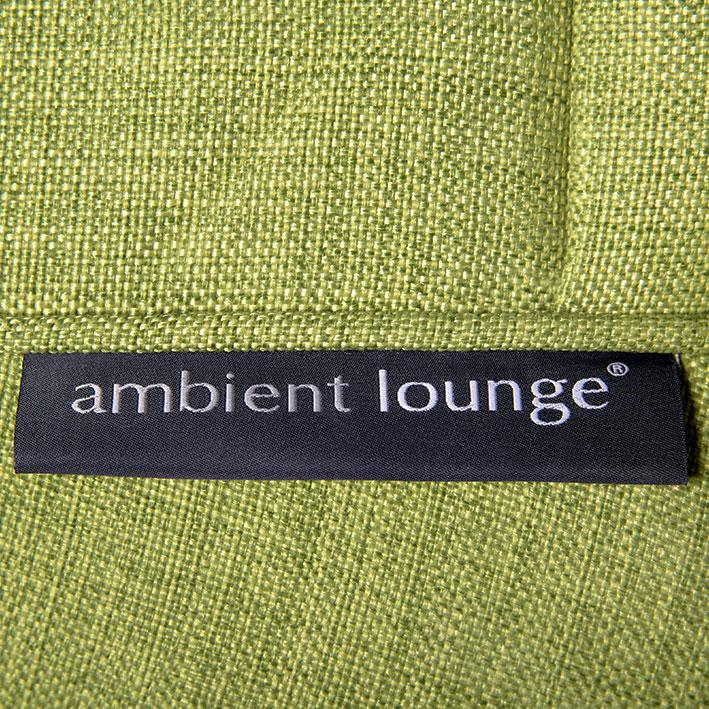 Acoustic Lounge Sett Lime Citrus Bean Bags Acoustic Lounge