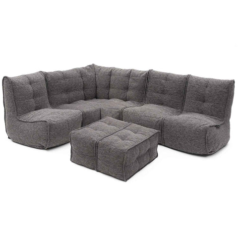 Mod 5 Living Lounge Modulsofa Luscious Grey