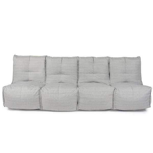 Mod 4 Quad Couch Modulsofa Silverline Mod 4 Quad Couch