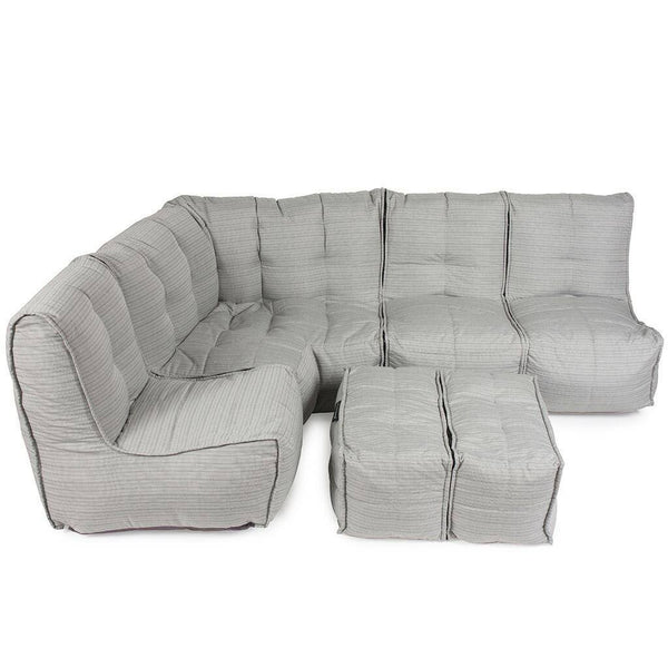 Mod 5 Living Lounge Silverline
