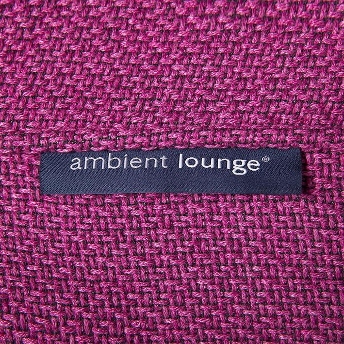 Conversion Lounger Sakura Pink material