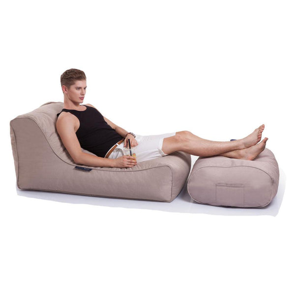 Studio Lounger Sandstorm Sakkosekk Studio Lounger Outdoor