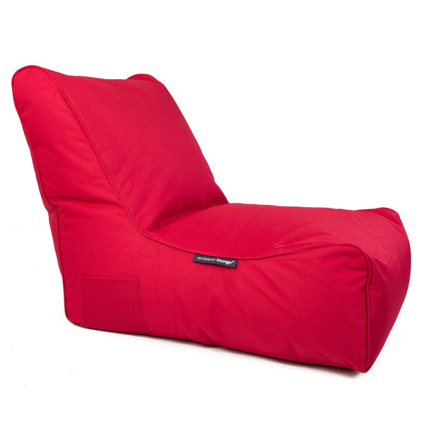 Evolution Sofa Toro Red Sakkosekk Evolution Sofa Outdoor