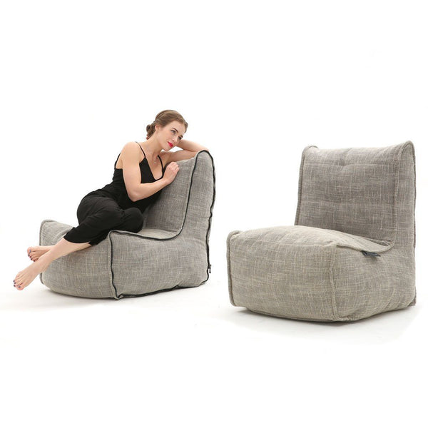 Twin Couch Modulsofa Eco Weave Sakkosekk Twin Couch