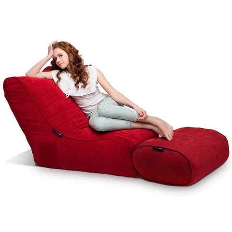 Evolution Chaise Package Sett Wildberry Deluxe