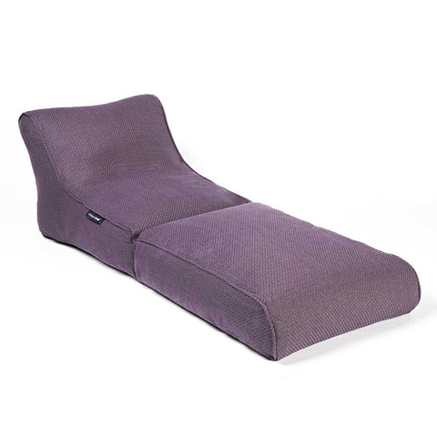 Conversion Lounger Aubergine Dream