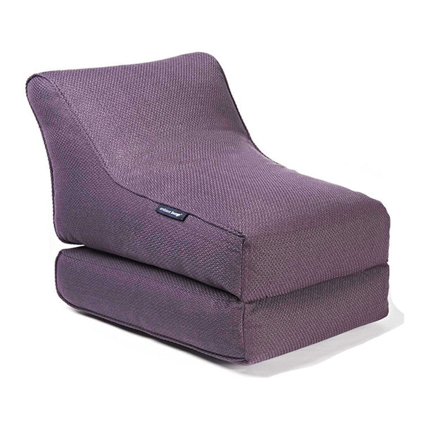 Conversion Lounger Aubergine Dream Sakkosekk Conversion Lounger Indoor