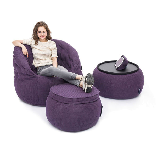 Contempo Package Sett Aubergine Dream