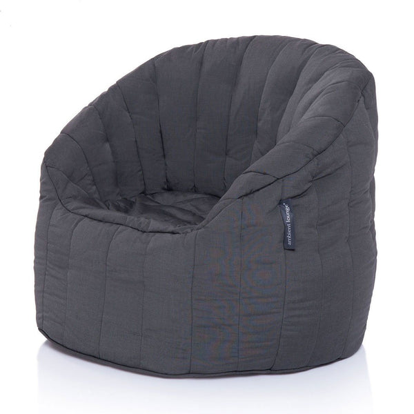 Butterfly Sofa Black Rock (Sunbrella) Sakkosekk Butterfly Outdoors