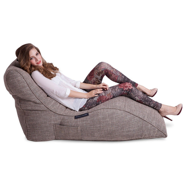 Avatar Lounger Eco Weave Sakkosekk Avatar Indoor
