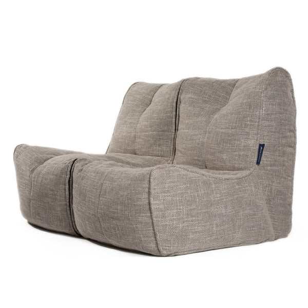 Twin Couch Modulsofa Eco Weave 1