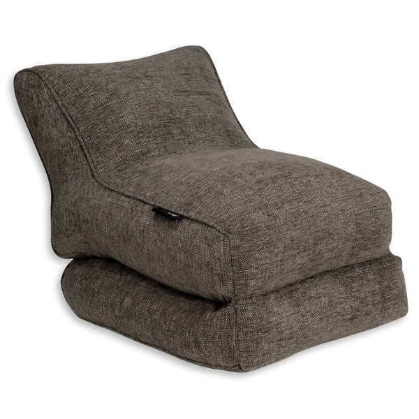 Conversion Lounger Luscious Grey Sakkosekk Conversion Lounger Indoor