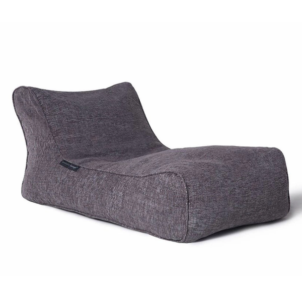 Studio Lounger Luscious Grey Sakkosekk Studio Lounger Indoor