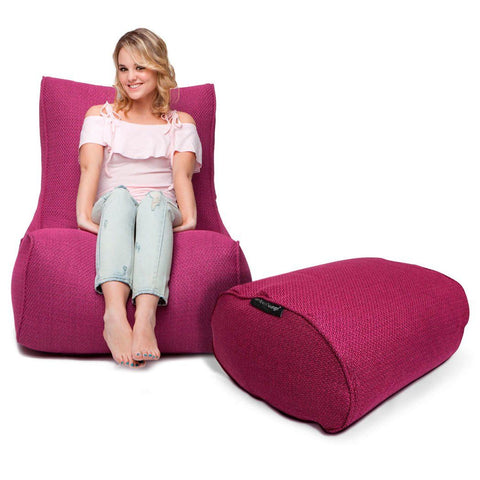 Evolution Chaise Package Sett Sakura Pink3