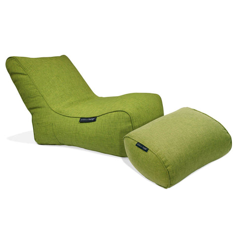Evolution Chaise Package Sett Lime Citrus